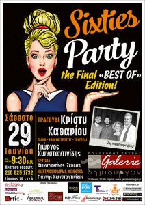 The party '' Final best of edition''