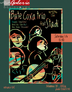 Bate-coxa trio feat stadi !!!